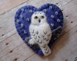 825 best felt owls images on owl ornament felt owls