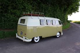 green volkswagen van used 1961 volkswagen camper for sale in canterbury pistonheads