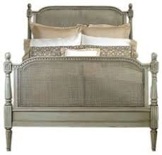 Eloquence One Of A Kind Vintage French Gilt Cane Louis Xvi Style Twin Bed Pair Beauvier French Cane Bed Frontgate There U0027s No Place Like Home