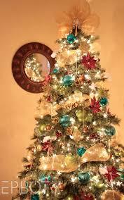 baby nursery charming how make deco mesh christmas tree decorate