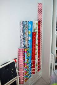 ways to store wrapping paper i added gift wrap storage restful living to an inlinkz linkup