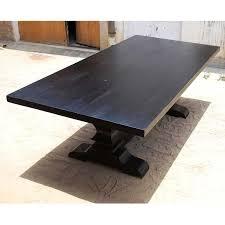 Kitchen Table Pedestals Astonishing Ideas Rectangle Pedestal Dining Table Splendid Design