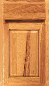 Hickory Cabinet Doors Pioneer Hickory Cabinet Doors Are Available In Three Different