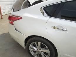 nissan altima 2016 rear bumper collision repair jmc autoworx page 26