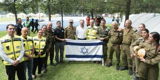 yom kippur at home before yom kippur idf heroes return from rescue mission in mexico