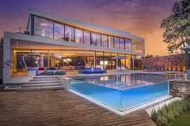 smart houses modern villa with smart home design is proper description for this