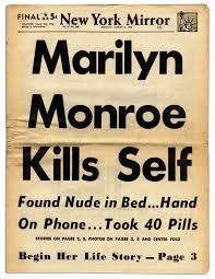 death of marilyn monroe wikipedia