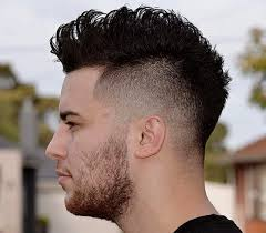 new age mohawk hairstyle fohawk fade 15 coolest fohawk haircuts and hairstyles