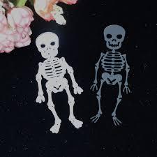 Halloween Skeleton Art Popular Scrapbooking Halloween Buy Cheap Scrapbooking Halloween