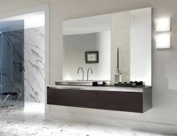 Design Ideas For Brushed Nickel Bathroom Mirror Wall Mirrors Brushed Nickel Wall Mirror Bathroom Brushed Nickel