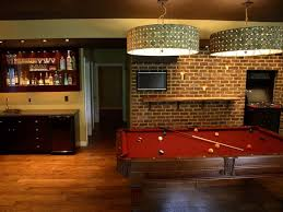 chic and simple billiard room with country decor big impacts