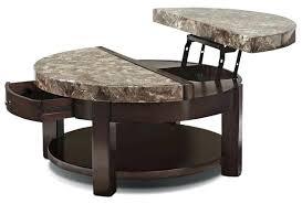 corner wedge lift top coffee table corner lift top coffee table lift top round coffee table furniture
