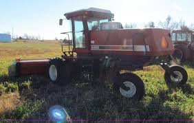 hesston 8450 swather item e8173 sold december 12 ag equ