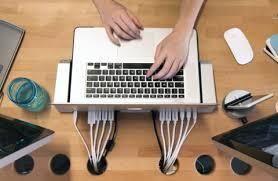 Organized Desk 2016 New Year S Resolution Organized Desk Maximum Productivity
