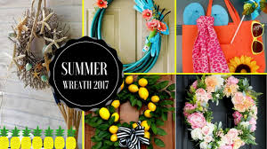 Spring Decorating Ideas For Your Front Door 50 Diy Summer Wreaths Decorations Ideas For Your Home Front