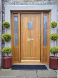 Contemporary Front Doors Porch Pillars Contemporary Front Doors And Oak On Pinterest Idolza