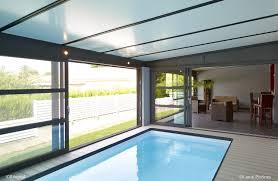 photos de verandas modernes piscine intérieure sous véranda caron piscines piscine