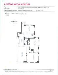 Central Park Floor Plan by 115 Central Park West 15k The Majestic Austin Schuster Team