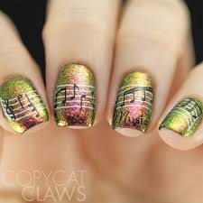 copycat claws 40 great nail art ideas music