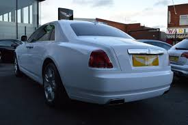 rolls royce dark blue used rolls royce ghost 6 6 4dr auto sold for sale in wednesbury