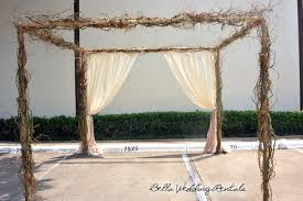wedding arches made of tree branches wedding arches wedding altars wedding ceremony arches arches