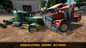 monster trucks crash videos 18 wheeler truck crash derby android apps on google play