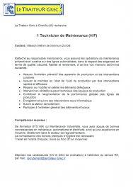 lettre de motivation pour la cuisine format resume jobstreet printable resume templates for highschool
