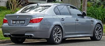 bmw m5 modified file 2007 2010 bmw m5 e60 sedan 02 jpg wikimedia commons