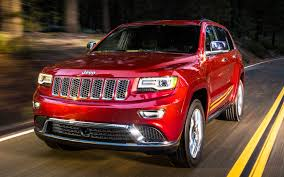 red jeep commander dramatic 2014 jeep grand cherokee ad features quote from