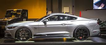 2001 Shelby Mustang Steeda Performance Vehicles