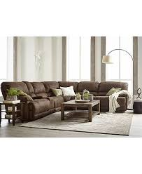 closeout jedd fabric power reclining sectional sofa collection