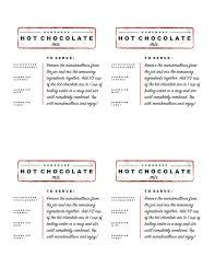 homemade chocolate mix love grows wild