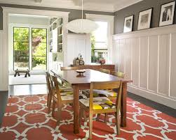 Tall Wainscoting Houzz - Dining room with wainscoting