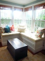 kitchen window seat ideas top 71 fabulous bay window bench seat kitchen es plans how to