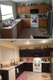 Rustoleum Kitchen Makeover - another home reno before and after home