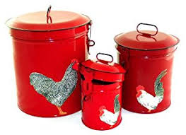 kitchen storage canisters vintage country canister set kitchen storage