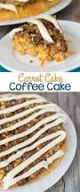 carrot cake coffee cake crazy for crust