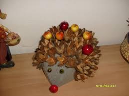 ježek z bukvic moje tvorba pinterest hedgehogs handicraft