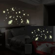 how to make a glow in the dark room classic black gloss wooden