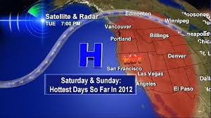 Portland Radar Map by Weekend Heat Flirting With 100 Degrees In The Willamette Valley