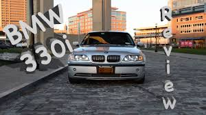 2002 bmw 330i review youtube