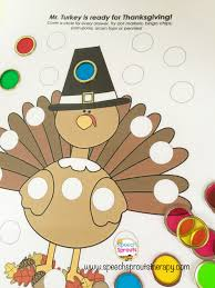 speech on thanksgiving speech sprouts 4 great thanksgiving speech therapy activities you
