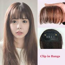 hair clip poni 28 best bangs images on hair bangs fringes and chignons