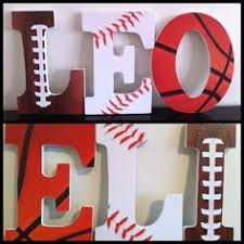 personalized wooden wall letters for kids u0027 rooms nursery toddler