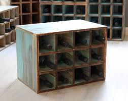 wood wine rack etsy
