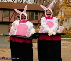 Halloween Costumes Magician Magician U0027s Bunnies Couple Halloween Costume