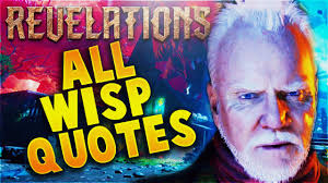 Easter Egg Quotes All Dr Monty Wisp Quotes W Subtitles Black Ops 3 Revelations