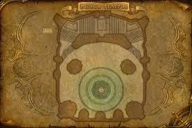 black temple map illidan stormrage black temple map of warcraft cataclysm