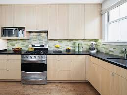 Kitchen With Cream Cabinets by Cream Kitchen Cabinets With Black Countertops U2013 Home Design And