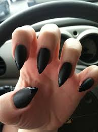 black claws best 25 claw nails ideas on matt nails matte nails